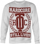 """Hardcore Still Lives"" Sweatshirt (Sport Grey)"