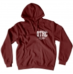 OTHC Oldschool Brotherhood Hoddie (Maroon)